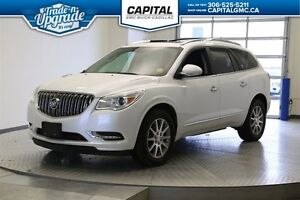 2016 Buick Enclave Leather AWD *Reverse Camera-Sunroof-Remote St