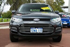 2012 Ford Territory SZ TX Seq Sport Shift RWD Limited Edition Grey 6 Speed Sports Automatic Wagon Cannington Canning Area Preview