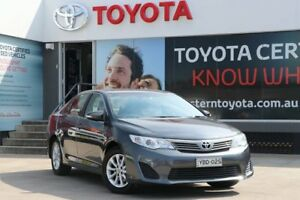 2012 Toyota Camry ASV50R Altise Graphite 6 Speed Automatic Sedan