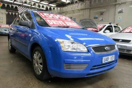 2006 Ford Focus LS CL 5 Speed Manual Sedan Mordialloc Kingston Area Preview