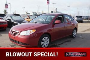 2010 Hyundai Elantra AUTOMATIC Heated Seats,  A/C,