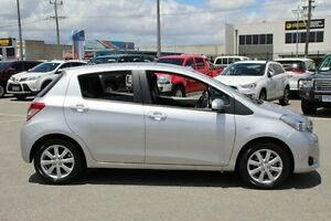 2012 Toyota Yaris Silver Automatic Hatchback St James Victoria Park Area Preview