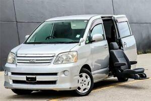2005 Toyota Noah AZR60G Silver Constant Variable Van Mentone Kingston Area Preview