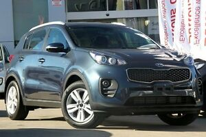 2016 Kia Sportage QL SI (awd) Blue 6 Speed Automatic Wagon Waitara Hornsby Area Preview