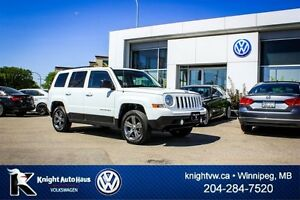 2015 Jeep Patriot High Altitude 4x4 w/ Leather/Sunroof