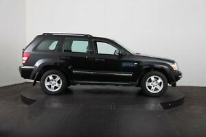2006 Jeep Grand Cherokee WH Laredo (4x4) Black 5 Speed Automatic Wagon McGraths Hill Hawkesbury Area Preview