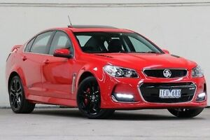 2015 Holden Commodore Red Sports Automatic Sedan Vermont Whitehorse Area Preview