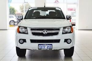 2009 Holden Colorado RC MY09 LT-R (4x2) White 5 Speed Manual Crewcab Morley Bayswater Area Preview