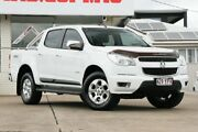 2014 Holden Colorado RG MY14 LTZ Crew Cab White 6 Speed Manual Utility Moorooka Brisbane South West Preview