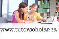 In-Home Tutoring Across the GTA and Beyond (Mobile Service)