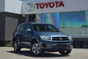2011 Toyota RAV4 ACA38R CV (2WD) Blue Storm 4 Speed Automatic Wagon Old Guildford Fairfield Area Preview
