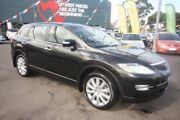 2008 Mazda CX-9 TB10A1 Luxury Black 6 Speed Sports Automatic Wagon Kingsville Maribyrnong Area Preview