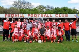 Redhill FC CCL Prem ..........Talented players required.......