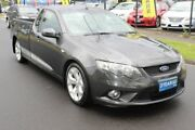 2009 Ford Falcon FG XR6 Ute Super Cab Grey 5 Speed Sports Automatic Utility Tottenham Maribyrnong Area Preview