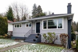 Wonderful 4 bed, 2 bath, 2397 sqft North Vancouver House