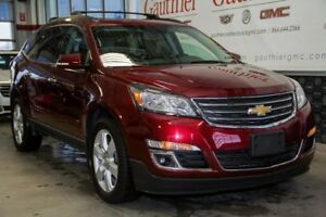 2017 Chevrolet Traverse LT AWD, Sunroof, Rear Camera