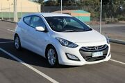 2013 Hyundai i30 GD SE Coupe White 6 Speed Sports Automatic Hatchback Devonport Devonport Area Preview