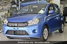 2015 Suzuki Celerio LF Blue 1 Speed Constant Variable Hatchback Blacktown Blacktown Area Preview