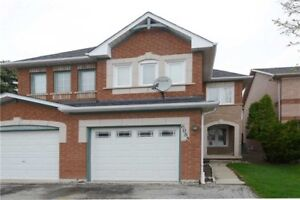 Beautiful Prime Location 3-BR Semi Master Ensuite in Britannia!!