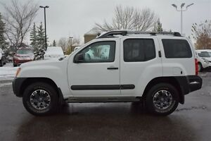 2015 Nissan Xterra PRO4X LEATHER 4X4 Navigation (GPS),  Leather,
