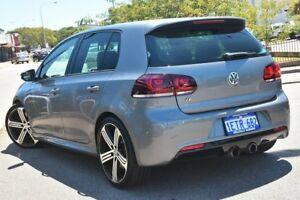 2011 Volkswagen Golf VI MY12 R DSG 4MOTION Grey 6 Speed Sports Automatic Dual Clutch Hatchback