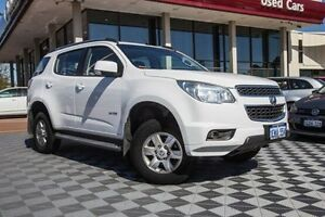 2014 Holden Colorado 7 RG MY15 LT White 6 Speed Sports Automatic Wagon Alfred Cove Melville Area Preview