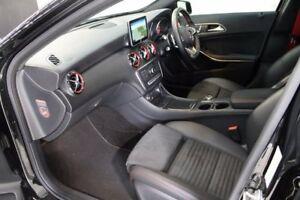 2016 Mercedes-Benz A250 W176 806MY Sport D-CT 4MATIC Black 7 Speed Sports Automatic Dual Clutch