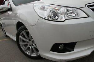 2009 Subaru Liberty MY09 2.5I White 4 Speed Auto Elec Sportshift Wagon Homebush Strathfield Area Preview