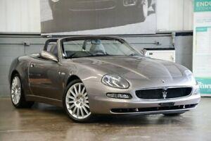 2004 Maserati Spyder M138 MY2004 Cambiocorsa Grigio Touring 6 Speed Sports Automatic Single Clutch
