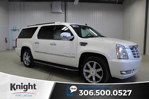 2013 Cadillac Escalade ESV Navigation, Sunroof