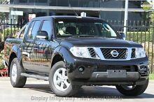 2014 Nissan Navara D40 S7 ST Black 6 Speed Manual Utility Osborne Park Stirling Area Preview