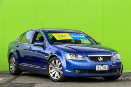 2006 Holden Calais VE Blue 6 Speed Sports Automatic Sedan Ringwood East Maroondah Area Preview