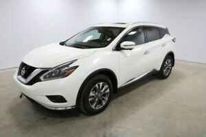 2018 Nissan Murano AWD SL Accident Free,  Navigation,  Leather,