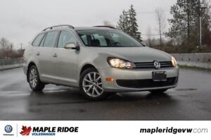 2012 Volkswagen Golf Wagon SUPER LOW KILOMETRES, GREAT CONDITION