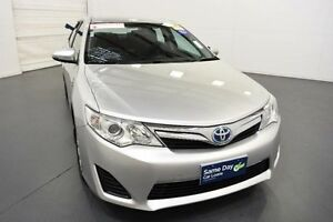 2014 Toyota Camry AVV50R Hybrid H Silver Pearl Continuous Variable Sedan Moorabbin Kingston Area Preview