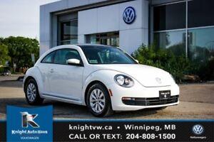 2014 Volkswagen Beetle Coupe Comfortline w/ Sunroof 0.99% Financ