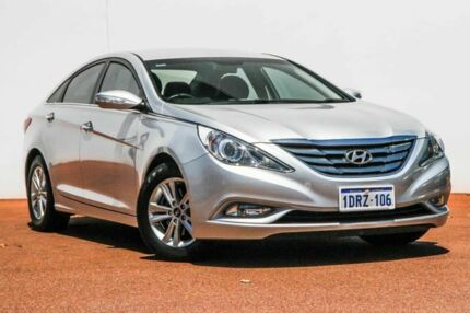 2011 Hyundai i45 YF MY11 Active Silver 6 Speed Sports Automatic Sedan Rockingham Rockingham Area Preview