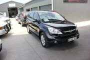 2007 Honda CR-V MY07 (4x4) Luxury Black 5 Speed Automatic Wagon Mitchell Gungahlin Area Preview