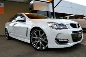 2017 Holden Commodore VF II MY17 SS White 6 Speed Sports Automatic Sedan Fawkner Moreland Area Preview