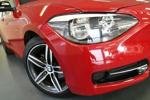 2011 BMW 116i F20 Red 6 Speed Manual Hatchback Chatswood Willoughby Area Preview