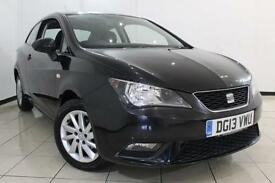 2013 13 SEAT IBIZA 1.4 SE 3DR 85 BHP