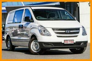 2015 Hyundai iLOAD TQ2-V MY15 Crew Cab White 5 Speed Automatic Van Mount Gravatt Brisbane South East Preview
