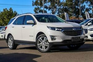 2017 Holden Equinox EQ MY18 LTZ-V AWD Summit White 9 Speed Sports Automatic Wagon Kirrawee Sutherland Area Preview