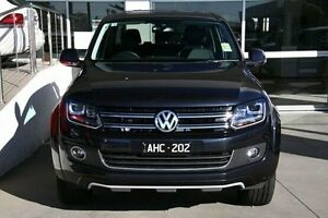 2015 Volkswagen Amarok 2H MY15 TDI420 4Motion Perm Ultimate Blue 8 Speed Automatic Utility Frankston Frankston Area Preview
