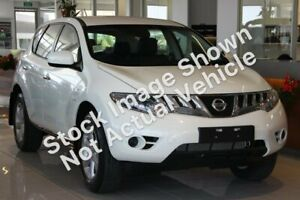 2009 Nissan Murano Z51 ST White 6 Speed Constant Variable Wagon Blacktown Blacktown Area Preview