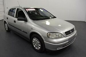 2004 Holden Astra TS CD Silver 5 Speed Manual Hatchback Moorabbin Kingston Area Preview