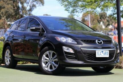 2009 Mazda CX-7 ER10A2 Sports Black 6 Speed Manual Wagon