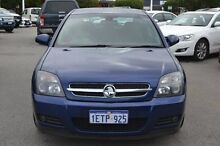 2005 Holden Vectra ZC MY2005 CDXi Blue 5 Speed Automatic Hatchback Midland Swan Area Preview