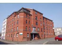 Bedsit, 3rd Floor - Kings Court, Kings Street, Stonehouse, Plyouth, PL1 5JA