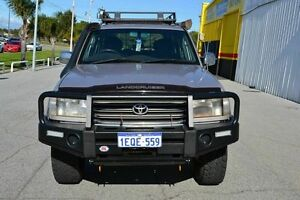 2004 Toyota Landcruiser 100 Series GXL DIESEL LONG REGO Bronze 5 Speed Manual Wagon East Rockingham Rockingham Area Preview